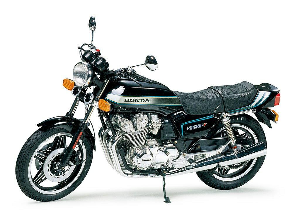 タミヤ 1/6 Honda CB750F スケールプラモデル 16020