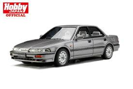 【ポストホビー限定】MARK43 1/43 ホンダ インテグラ (DA7) RXi 1991 純正シートカバー(高級タイプ) グレーメタリック 完成品ミニカー PM4394RPH