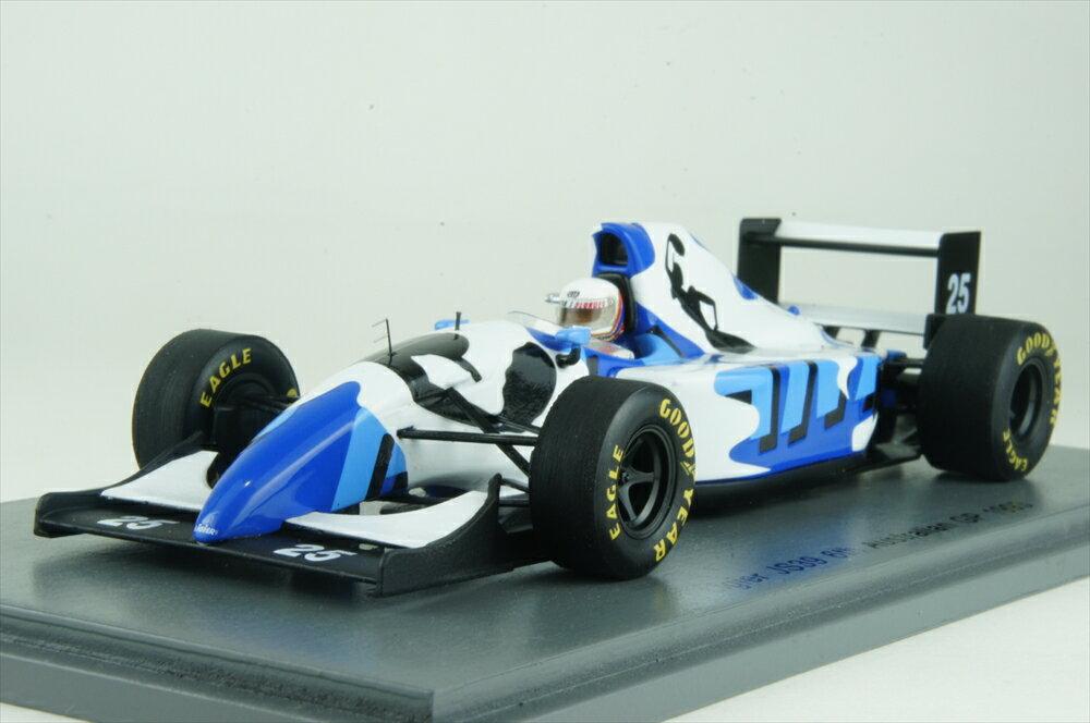 スパーク 1/43 リジェ JS39 No.25 1993 F1 オーストラリアGP M.ブランドル 完成品ミニカー S3979
