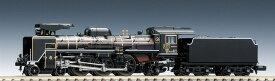 トミックス Nゲージ JR C57形蒸気機関車(1号機) 鉄道模型 2004