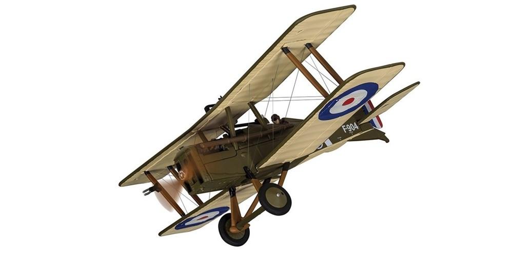 コーギー 1/48 E5a F-904,Major C E M Pickthorn MC, RAF No.84 Squadron France, November 1918 100Years of RAF 完成品 艦船・飛行機 CGAA37708