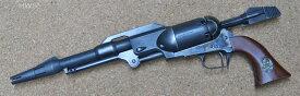 ハートフォード LEIJI SMALL ARMS 第四弾 シリアルNo.1 ハーロックモデル 戦士の銃コスモドラグーン 「銀河鉄道999」より モデルガン 4580332133769