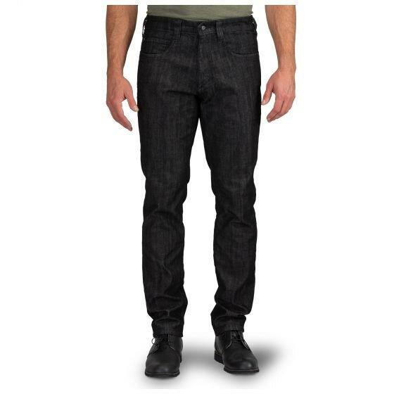 5.11タクティカル ディフェンダーフレックス スリムジーンズ カラー:ブラック サイズ:ウエスト28インチ/股下28インチ ミリタリー 74465