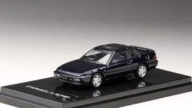 ホビージャパン 1/64 ホンダ プレリュード Si BA5 1989 マジソンブルーパール 完成品ミニカー HJ641002ABL