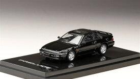 ホビージャパン 1/64 ホンダ プレリュード Si BA5 1989 グラナダブラックパール 完成品ミニカー HJ641002ABK