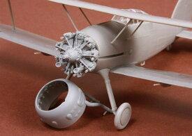 SBS 1/48 グロスター グラジエーター エンジン & カウリング (ローデン用) 模型用グッズ SBM48058