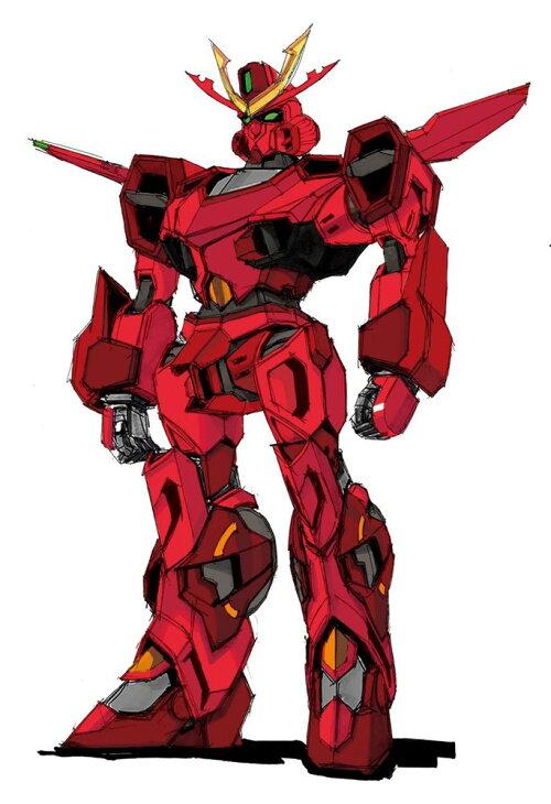 【予約】ホビージャパンチョイプライグザインHJレッドVer.「iXine|イグザイン」よりプラモデルMIM-001-HR