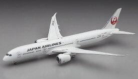 ハセガワ 1/200 日本航空 ボーイング 787-9 スケールプラモデル 22