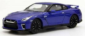 京商 1/64 ニッサン GT-R ブルー 宮沢模型流通限定 完成品ミニカー KS07067BL