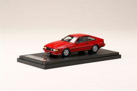 【予約】 MARK43 1/43 トヨタ セリカ XX A60 2.8GT-リミテッド 1983 スーパーレッド 完成品ミニカー PM43138R