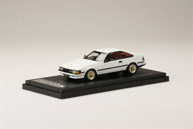 【予約】 MARK43 1/43 トヨタ セリカ XX A60 2.8GT-リミテッド カスタムバージョン 1983 スーパーホワイト 完成品ミニカー PM43138CW