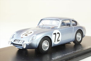 スパーク 1/43 オースチン・ヒーレー スプライト No.72 1962 セブリング12時間 J.コルゲート/S.マックイーン 完成品ミニカー S4131