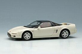 アイドロン 1/43 ホンダ NSX-R NA1 1992 チャンピオンシップホワイト【取寄対応】 完成品ミニカー EM388A