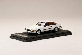 【予約】 MARK43 1/43 トヨタ セリカ XX A60 2.8GT-リミテッド 1983 スーパーホワイト 完成品ミニカー PM43138W