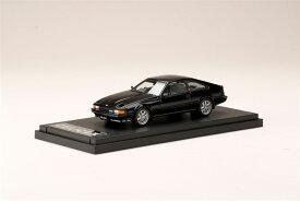 【予約】 MARK43 1/43 トヨタ セリカ XX A60 2.8GT-リミテッド 1983 ブラック 完成品ミニカー PM43138BK