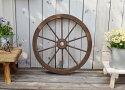 ウッドホイールSBRナチュラル感たっぷりのかわいい木製の車輪