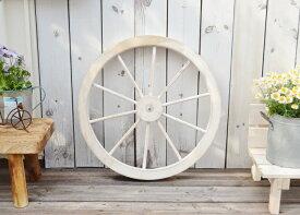 【ウッドホイールSWH】ジャンクガーデニング シャビー ガーデニング ジャンクガーデン 車輪 ウィール ガーデン雑貨 木製 かわいい おしゃれガーデニング雑貨 ナチュラル アンティーク ポタフルール