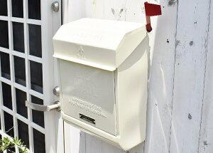 ユーエスメールボックス2CR ポスト メールボックス おしゃれ かわいい アメリカン インダストリアル アートワークスタジオ U.S.MAILBOX