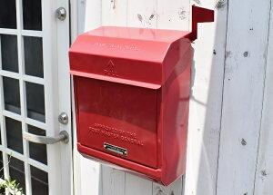 ユーエスメールボックス2RD ポスト メールボックス おしゃれ かわいい アメリカン インダストリアル アートワークスタジオ U.S.MAILBOX