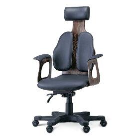 デュオレスト chair オフィスチェアー パーソナルチェアー プレジデントチェアー ハイバックチェアー オーダー型 多機能イス チェア 椅子 高級 黒 イス いす チェア 椅子 DUOREST チェア DR-130 【送料無料】