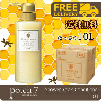 POLA SHOWER BRAKE + conditioner 10L