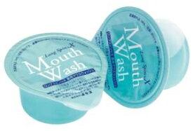 薬用マウスウォッシュ オキナ ロングスピンX 14ml 40個セット 使いきり 洗口液 口臭防止 追跡可能メール便 送料無料