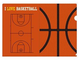 【バスケットボール】クリアファイル 5冊セット A4サイズ <配送料無料>