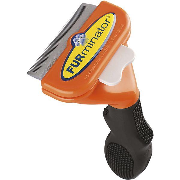 FURminator ファーミネーター 中型犬 M 長毛種用 抜け毛取り お手入れ用ブラシ