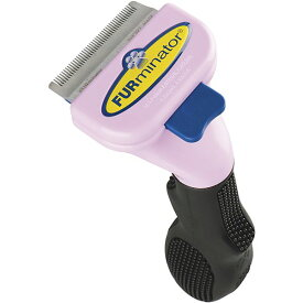 FURminator ファーミネーター 小型猫 S 短毛種用 抜け毛取り お手入れ用ブラシ