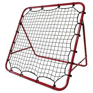 REFREEZE(リフリーズ) リバウンドネット レッド 室内 屋外兼用 リバウンダー サッカー フットサル 野球 練習 トレーニング