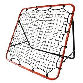 REFREEZE(リフリーズ) 選べる3カラー リバウンドネット オレンジ/ブラック リバウンダー サッカー フットサル 野球 練習 トレーニング