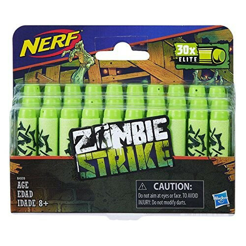 NERF ナーフ ゾンビストライク ダーツ 30本パック Zombie Strike 30-Dart Refill Pack