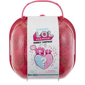 LOL サプライズ! バブリー サプライズ ドール & ペット ピンク L.O.L. Surprise! Bubbly Surprise with Exclusive Doll and Pet Pink