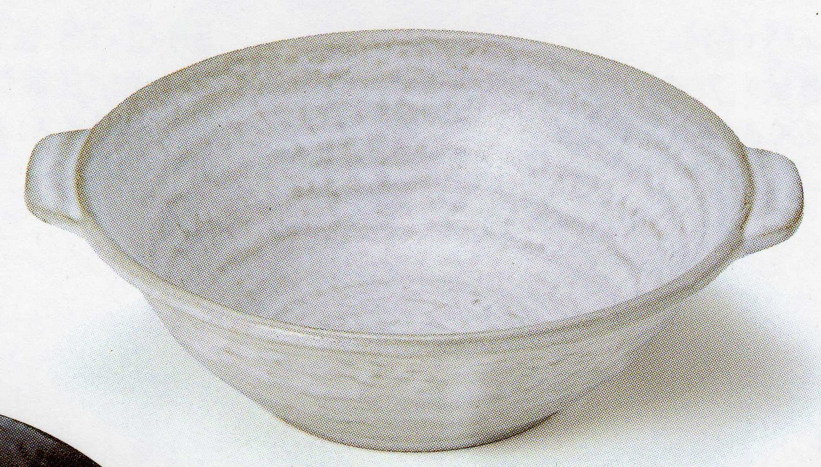 直火耐熱ラーメン鉢 粉引