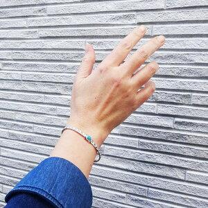 ウェブターコイズバングルトルコ石ハンドメイドシルバーブレスレットレディースブレス長さ約14cm