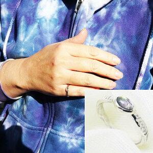 ラブラドライトサンシャインリング【受注製作】ピンキーSunshine指輪細シルバー925【サイズ1号〜20号まで】