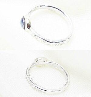 ラブラドライトサンシャインリング【受注製作】ピンキーSunshine指輪シルバー925【サイズ1号〜20号まで】