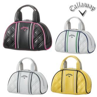 Callaway-kyarouei-Callaway PU Sport Pouch Women's 15 JM P你门妇女