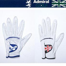 Admiral GOLF-アドミラルゴルフ- (ADMG5S22〜25)グローブ ゴルフグローブ(左手用)【15】