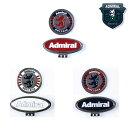 アドミラル Admiral Golf【ADMG6SM5】 CAP MARKER キャップ マーカー