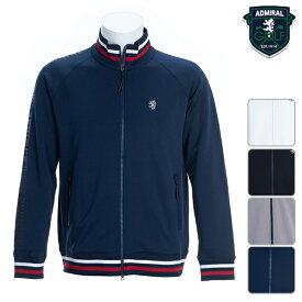 【SALE】アドミラルゴルフ 2019年秋冬モデル メンズ フリースジャケット ADMA974 Admiral GOLF【19】