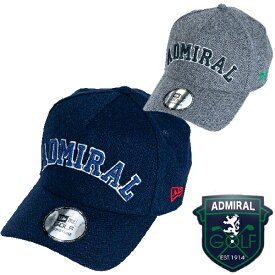 ★残り、ネイビー、1個限り★Admiral GOLF アドミラルゴルフ メンズキャップ 2019年秋冬モデル ADMB971F【19】帽子