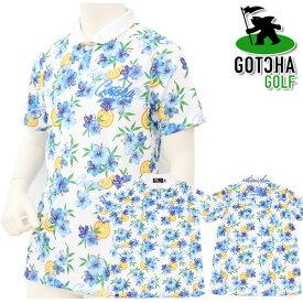 ガッチャゴルフ メンズ 半袖シャツ 192GG1216 2019年春夏モデル【19】
