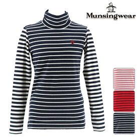 ◆【40%OFF】マンシングウェア 秋冬モデル レディース 長袖シャツ  MGWMJB16 Munsingwear 【18】