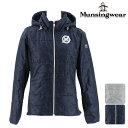 ◆【期間限定、45%OFF】マンシングウェア 秋冬モデル レディース ブルゾン  MGWMJK06 Munsingwear 【18】