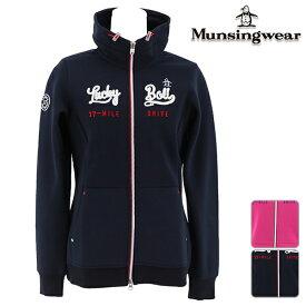 【40%OFF】マンシングウェア 秋冬モデル レディース ブルゾン  MGWMJL52 Munsingwear 【18】