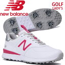 【SALE】ニューバランスゴルフ レディース ニューバランスレディース ゴルフシューズ ソフトスパイク スニーカー タイプ WG574V2 NEW BALANCE GOLF【19】