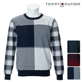【SALE】トミーヒルフィガー 2019年秋冬モデル TOMMY HILFIGER メンズ セーター THMA980【19】