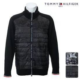 【40%OFF】トミーヒルフィガー 2019年秋冬モデル TOMMY HILFIGER メンズ ジップアップセーター THMA9A4【19】