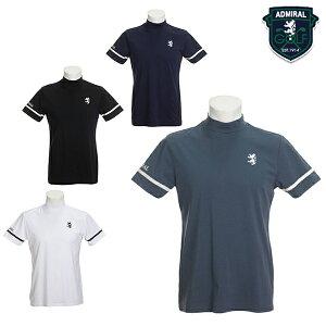 【30%OFF】アドミラル 2020年秋冬モデル メンズ admiral 袖ラインロゴ ハイネックシャツ シャツ adma062 【20】セール 特価
